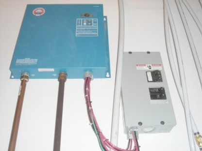 the house i built wiring tankless water heater